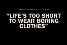 Fashion Quotes / by FASHION ID