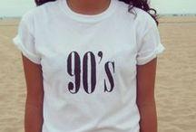 We love the 90's / Die Trends der 90er Jahre sind zurück!  / by FASHION ID