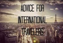 Travel / Travel tips, plans, ideas, and trips