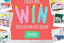 Adairs Kids Dream Room / I love everything on this board and would love to use lots of different elements to create my son's dream Adairs Kids Room!