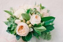 Colors - Peach Flowers / Beautiful peach wedding flower inspiration for brides