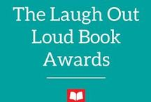 The Laugh Out Loud Book Awards / Help us celebrate funny books with the Lollies! Find out which twelve brilliant books made the shortlist and how you can vote for your favourites here.  https://shop.scholastic.co.uk/lollies   Plus download fantastic activity sheets and free teaching resources to help spread a love of funny books to your little readers!