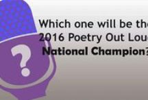 Poetry Out Loud Nationals 2016 / Information regarding POL National Recitation Competition in the year 2016