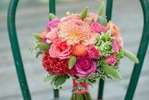 Seasons - Summer Wedding Flowers / Beautiful summer wedding flower inspiration for brides