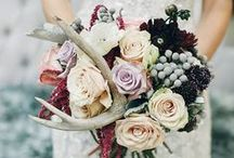 Wedding Style - Rustic Flowers / Beautiful rustic wedding flower inspiration for brides