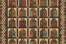 Block of the Month / A quilters club that is great for beginners. We do one block each month and walk you through the process and help you learn to quilt!