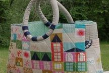 Bags, Totes, Bowls, and Storage Boxes / You can never have enough!