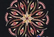 Judy Niemeyer Quilts /  We have Judy Niemeyer patterns and kits. We love her work and are a Judy Niemeyer Certified Shop.  We have several made samples in the shop.