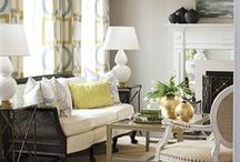 Inspiration: Interiors / Beautiful interiors and gorgeous home decor, stylish homes and decorating ideas that we love.