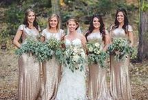 Bridesmaid Dresses / by My Wedding Ideas