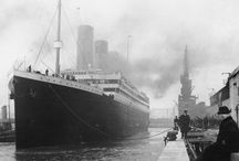 Take her to sea Mr Murdoch / Anything and everything to do with Titanic