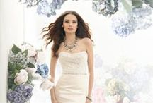 Simple Wedding Dress / Simple and pretty dress...