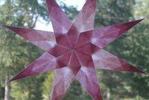 Origami, kirigami and Paper stuff / Manualidades en papel / Animales y figuras de papiroflexia, origami o kirigami para niños Trucos, juguetes, adornos... con papel Jugar y Aprender