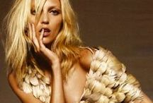 ❤ Gold ❤ Gold ❤ Gold ❤ / Inspiration, fashion & fun...in gold! ;)