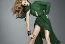 ❤ Green ❤ Green ❤ Green ❤ / Inspiration, fashion & fun...in green! ;)
