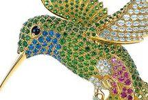 Gems / Jewels and gemstones.