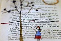 Creative Books and Letters / Libros y letras creativas