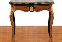 Antiques / Collection of beautiful antique furniture and more...
