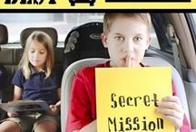 Travelling with kids / Viajar con niños