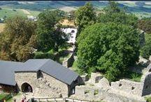 Castles, chateaus of Moravia and Bohemia known and unknown / Hrady a zámky, které jsem navštívil, nebo chtěl bych vidět Castles, I have visited or I would like to see