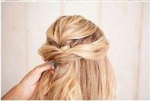 Hair Styling / by Sahin Designs