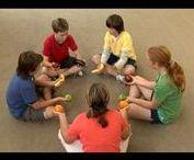 Cooperative games / Relacionarse y Cooperar