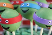 Cake Pops / I love these little balls of cake ....and making them too!
