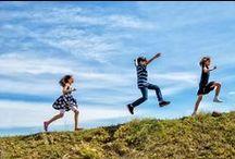 Rendre les enfants heureux / Des voyages pour fabriquer des souvenirs en famille, des expériences qui les passionnent et les font grandir...