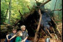 Forest School / Escuelas del bosque