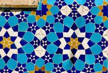 Mosaic and tiles / Wall decoration