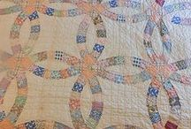 Quilts, Pieced / Quilts, patterns, and embroidery I like