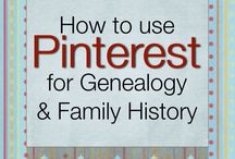 family tree / Tracing my family history is a passion of mine