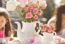 L'ora del tè / servizi da tè