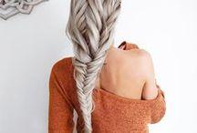 Hair | Fryzury | Kolory