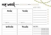 Planner | Organizing Ideas