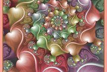 mandalas y fractales