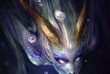 Syreny | Mermaids
