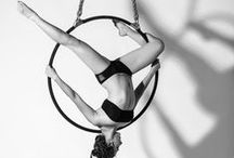 Aerial hoop / aerial arts, aerial hoop, aerial cercle