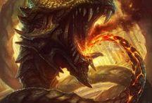 ± Dragons ±