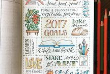 Journal your life away / Need to get mine started