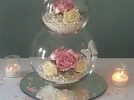 Centre pieces / Beautiful table decorations for any occasion
