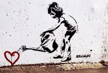 Banksy / Art at its most controversial