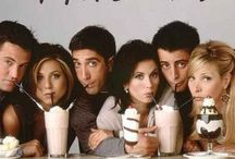 Friends are there for you! / My fave TV show ever. We find ourselves using Friends quotes daily in my house
