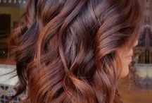 Hair / Hair Styles and Color