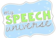 My Speech Universe / Exploring speech and language ideas with www.myspeechuniverse.com