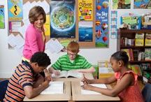 In the Classroom / Resources and tips for K-12 teachers. / by Triumph Learning