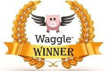Waggle, Personalized Smart Practice / Meet Waggle, our personalized, smart practice solution for blended learning. Waggle is a seamless, all-in-one solution with Smart Practice as well as Assess for assessment and Instruct, a differentiated instructional toolset for teachers that integrates both Coach and Waggle resources. Waggle recently received recognition with a grant from the Bill and Melinda Gates Foundation for literacy. Explore Waggle: http://www.triumphlearning.com/by-series/exploregetwaggle.html / by Triumph Learning