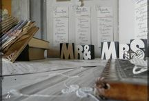 Il tema di un matrimonio: i libri. / Decorazioni Wedding