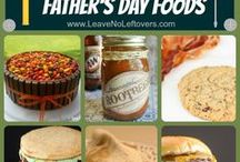 Fathers Day! / Fathers Day Food and Gift Ideas