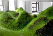 Green art / Quand la nature devient matériau